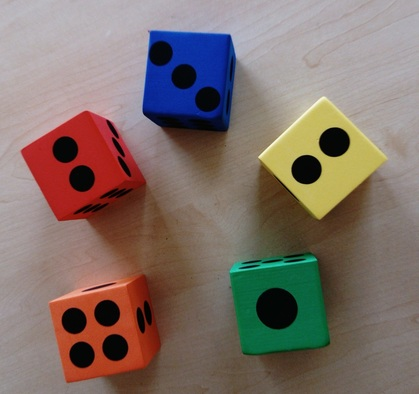 how to play love dice game